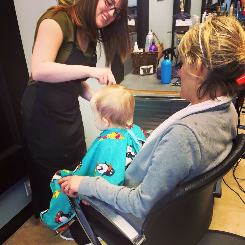 Tips For Babys First Haircut Mira Hair Body Studio
