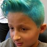 Blue hair 4